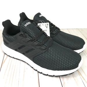 ADIDAS Ultimashow Black Running Shoes Size 10